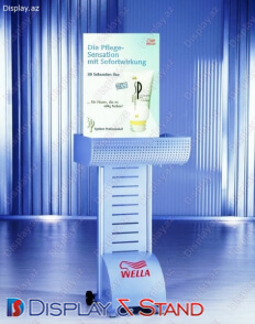 Пристенная мебель для BTL N110 из ламината для парфюмерии в центр