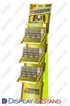 Пристенная мебель N530 из профильной трубы для чипсов и семечек в центр