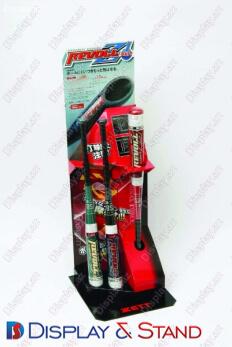 Прилавок для товара N900 из пластика для парфюмерии выпивки и оборудования