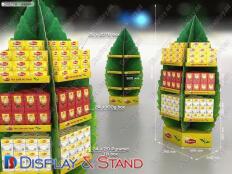 Kataloqlar üçün akrildən hazırlanmış ticarət stendi N987