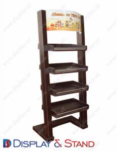 Пристенная мебель DS1199 из проволоки для продуктов питания