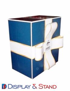 Торговая стойка для промо-акции DS1225 из ламината для промо товаров