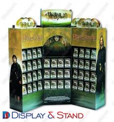 Divara quraşdırılmış parfumeriya üçün laminatdan hazırlanmış BTL satış dəsti N308