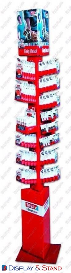 Прилавок для товара N309 из ламината для продуктов питания в центр