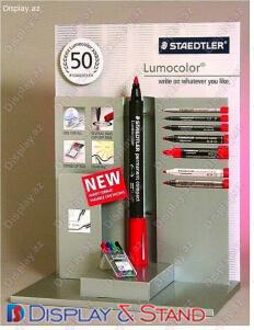 Стенд напольный для рекламы N457 из ламината для книг в центр