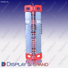 Пристенная мебель для BTL N575 из профильной трубы для промо товаров в центр