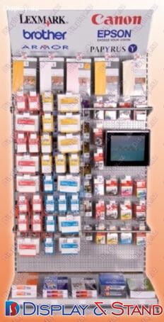 Пристенная мебель N667 из пластмассы для продуктов питания, пристенный