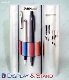 Стенд прикассовый для BTL N6 из ламината для рекламы в центр