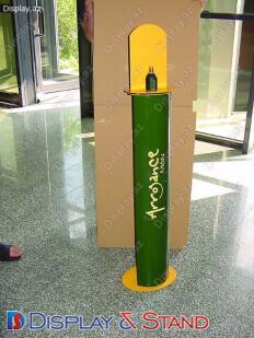 Торговая стойка для BTL N774 из пластика для парфюмерии, в центр