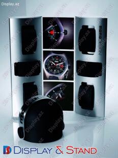 Reklam və nümayiş üçün profil borudan yerüstü stend N870