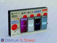 Стенд настольный для промоакции N945 из акрила для оборудования